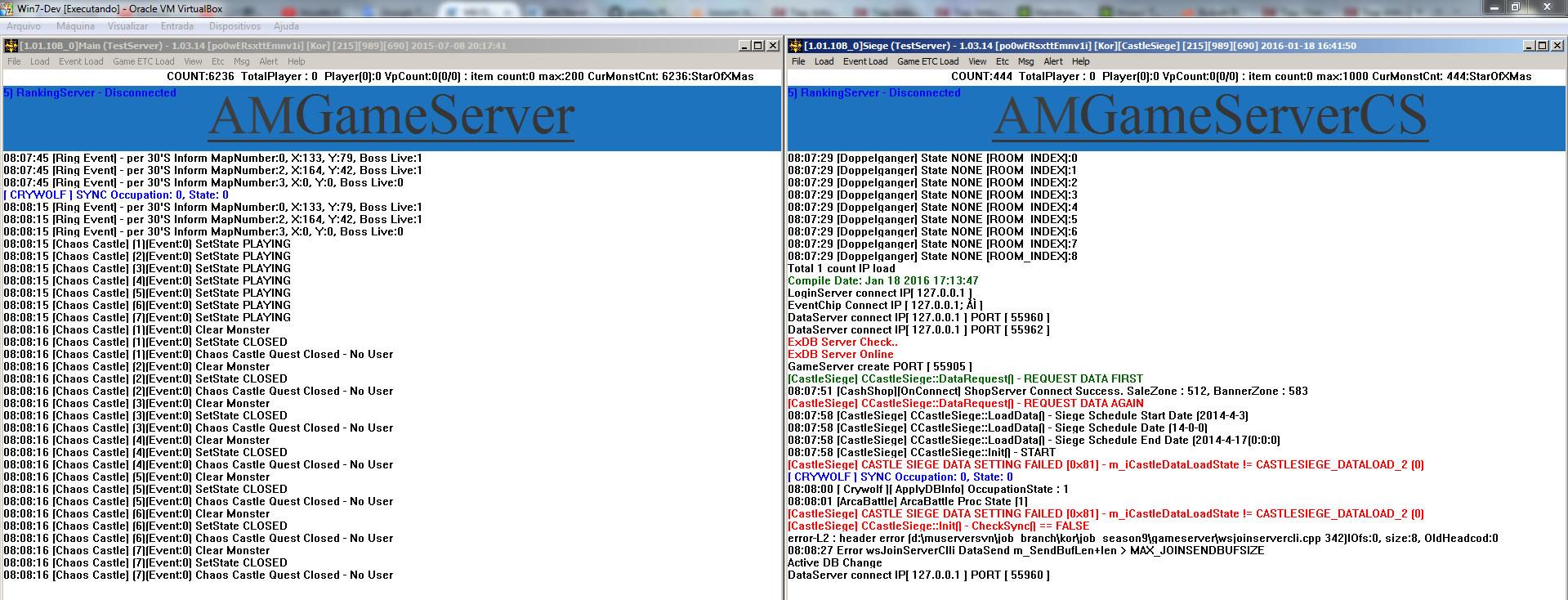 MuServer incluso SourceCode Season 9 x901 completo - Artigo atualizado de mu online, como criar servidor de mu online pirata season 9 atualizado, 2019 servidor de mu online, participe do discord da galera MU. By : Webzen, Ashlay, NanoGuy, DarkHaziel, aprendiz mu online