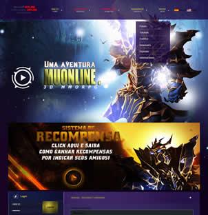 Web Mu Royal - MuCore 1.06 e 1.08 - Baixe gratuitamente via Aprendizmuonline , o melhor e maior portal de Mu Online do Brasil.
