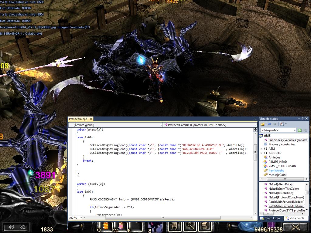Mu Server + SourceCode Original 97 AT - como criar servidor de mu online pirata 97, base source mu online 97 free - original mu online, criar servidor de mu online pirata atualizado.