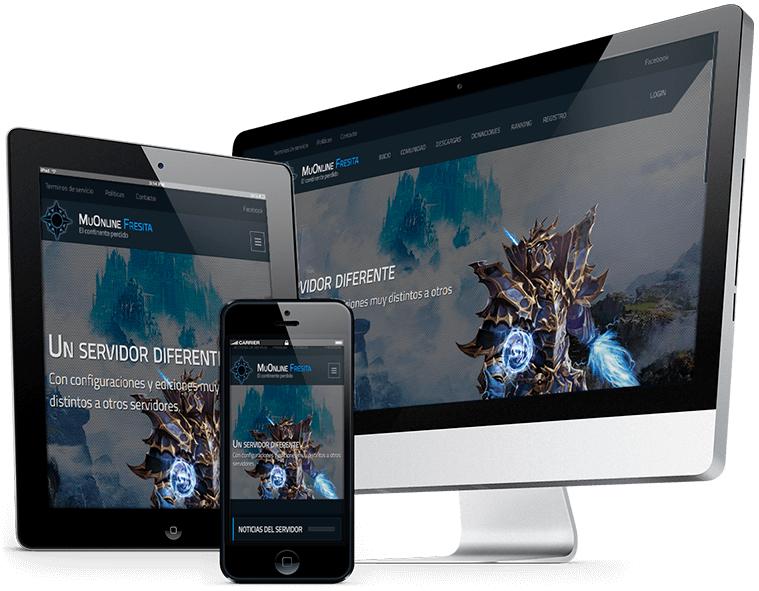 Web Mu Online TSO , para todas as platafomas Mobile e Desktop - Artigo atualizado para criar servidor de mu online pirata! Grupo AM.