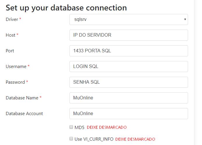 Web MU Morpheus 3.3 liberada - Mirror Direto , Baixar gratis website para MU online , Criar Mu , Meu Muonline.