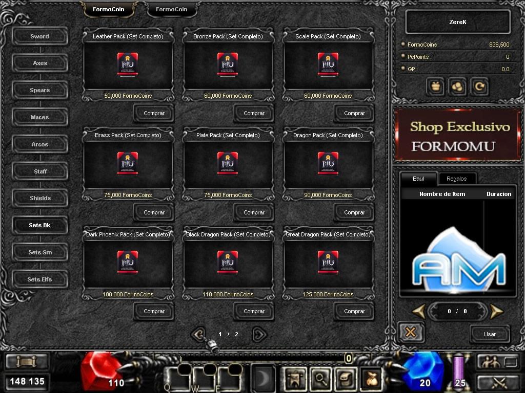 Baixar Cashop para mu online completa, Cashop, Cashop de mu online completo gratis. como criar servidor pirata de mu online