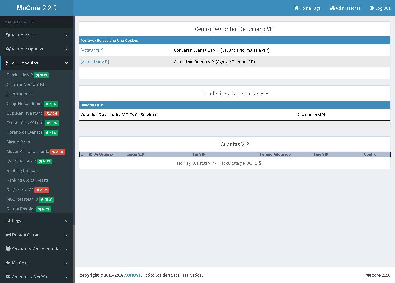 Como instalar Web Mu Core 2.2.0 - manual passo a passo, Criar Mu Online, como Criar e configurar servidor pirata de mu online, tutoriais, tutorial de mu online. portal aprendiz mu online