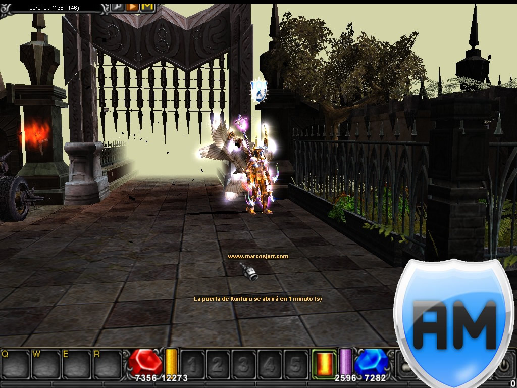 Lorencia Premium Mu Online by Marcos J-Art - Terrain alterado, limpo e escaneado - compativel com mu online ate season 13 - Criar servidor de mu online pirata.